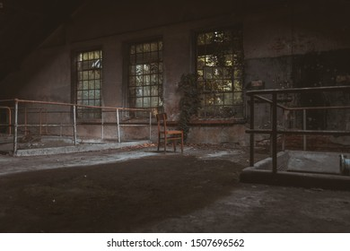 abandoned, lost, forgotten, hidden and rotten places
