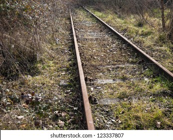 Abandoned Rail