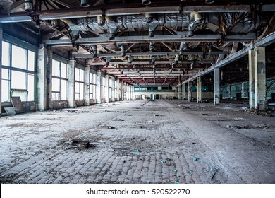 Warehouse space radio components