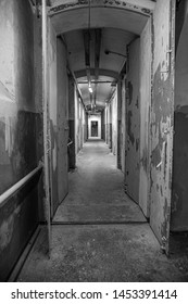 The abandoned state prison in Denmark