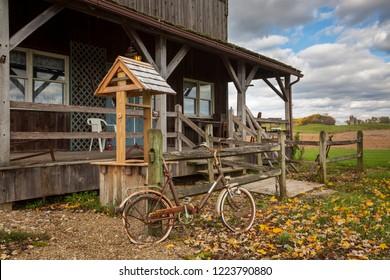 Rustic Porch Images Stock Photos Vectors Shutterstock