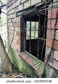 Abandoned tile mill in Bremen Indiana