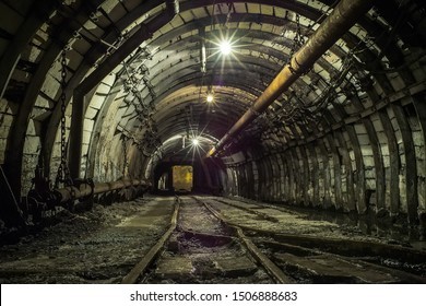 abandoned underground coal mine workings