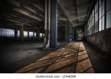 Abandoned Warehouse