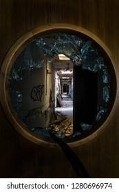 Abandonned building photography
