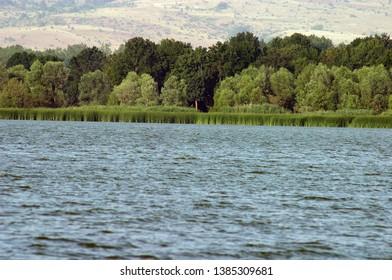 Abant Lake in Bolu, Turkey.