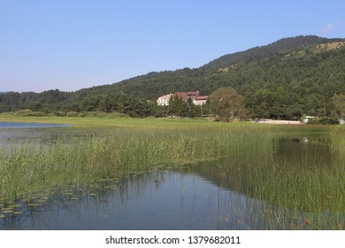 The Abant Lake Natural Park takes place within the borders of Bolu Province Central District in Karadeniz (Blacksea) Region of Turkey