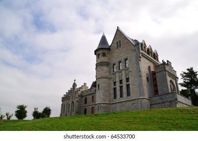 Abbadie Castle, France