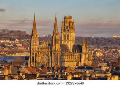 Abbatiale Saint Ouen in Rouen