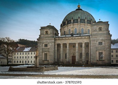 Abbey in Black Forest, St. Blasien, Germany