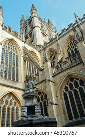 The Abbey Church of Saint Peter and Paul in Bath