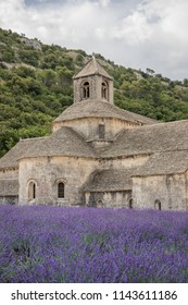 Sénanque Abbey is a Cistercian abbey near the village of Gordes in the département of the Vaucluse in Provence, France.