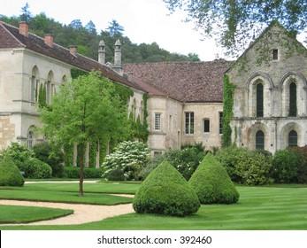 Abbey de Fontenay, France.