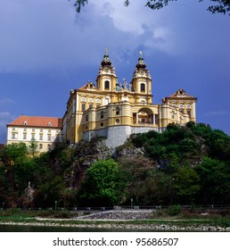 Abbey in Melk, Austria