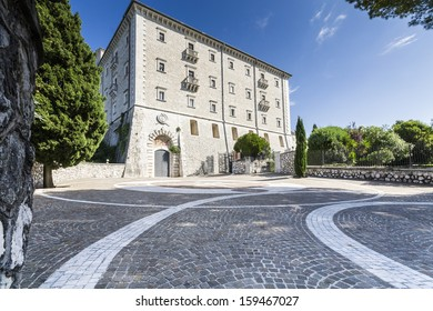 abbey of Montecassino, Italy