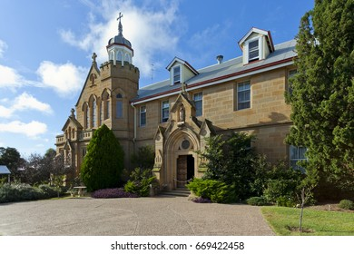 ABBEY OF THE ROSES, WARWICK, QUEENSLAND,AUSTRALIA-11th MARCH 2016:-The Abbey of the roses has been re developed into a classic wedding venue.