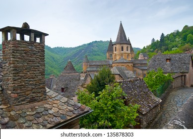 Abbey of Saint-Foy at Conques
