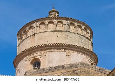 Abbey of St. Michele Arcangelo. Montescaglioso. Basilicata.