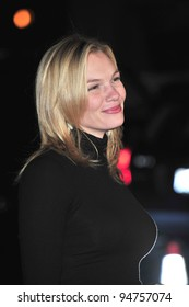 """Abby Brammell at the world premiere of """"P.S. I Love You"""" at Grauman's Chinese Theatre, Hollywood. December 9, 2007  Los Angeles, CA Picture: Paul Smith / Featureflash"""