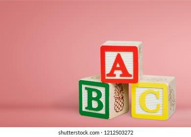 Abc Blocks Images Stock Photos Vectors Shutterstock