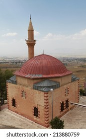 Abdurrahman Gazi Tomb in Erzurum, Turkey.