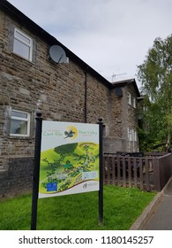 Aberdare, UK - 09 15 2018: Dare Valley Country Park in Aberdare Wales
