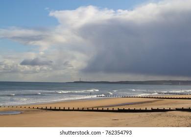 Aberdeen Beach, Scotland