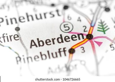 Aberdeen. North Carolina. USA