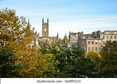 Aberdeen town landscape