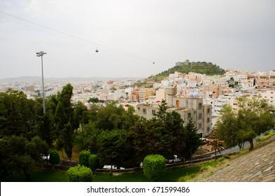Abha City Overview (South Saudi Arabia)