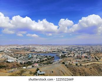 Abha City south of Saudi Arabia