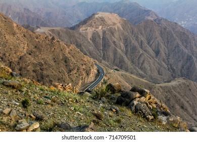 Abha Mountains