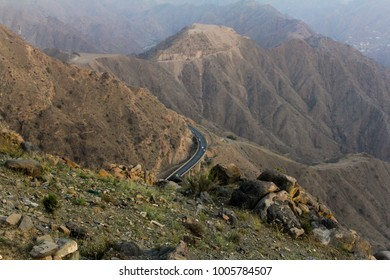 Abha Mountains Saudi Arabia