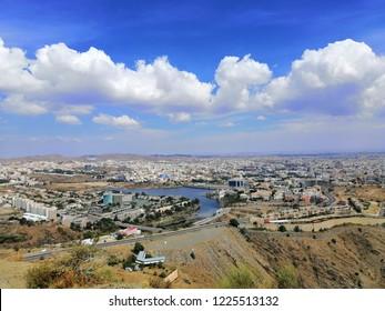 Abha south of Saudi arabia