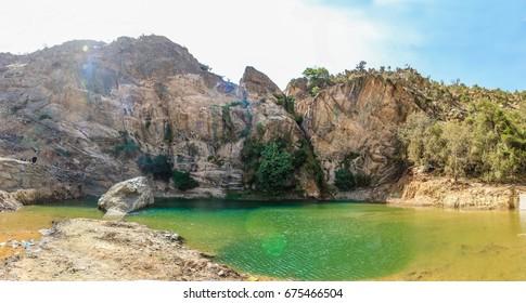 abha water falls