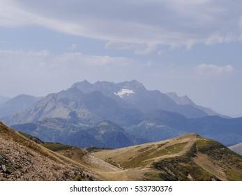 Abkhazia Caucasus Mountains