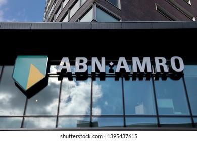 ABN-AMRO Bank At Amstelveen The Netherlands 2019