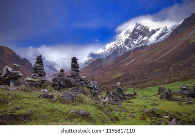 The abode of Gods, Kanchenjunga