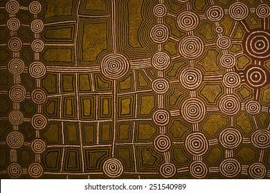 Aboriginal background