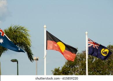 Aboriginal Flag - Australia