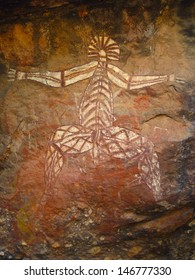 Aboriginal Rock Art, Kakadu National Park, Australia