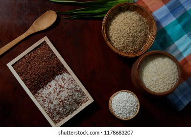 About Thai rice