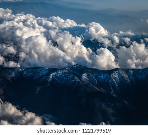 Above the Blue Mountains and Clouds