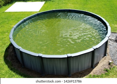 Above Ground Swimming Pool Images, Stock Photos & Vectors ...