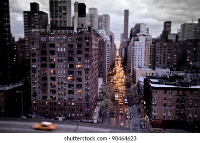 Above Midtown, NYC