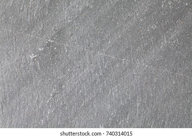From above, slate gray background.