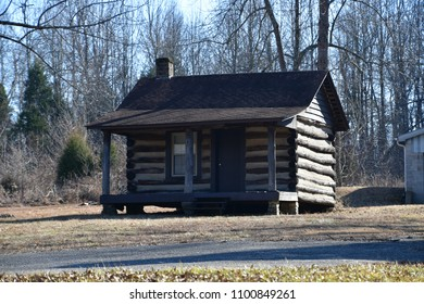 Abraham Linclon Birthplace National park is the location where Lincoln was born and raised until the age of 7