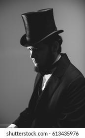 Abraham Lincoln Character Portraits