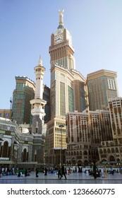 Abraj Al-Bait Mecca