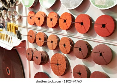 Abrasive wheels for grinding metal drill